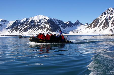 北極旅行、北極クルーズ、北極ツアー